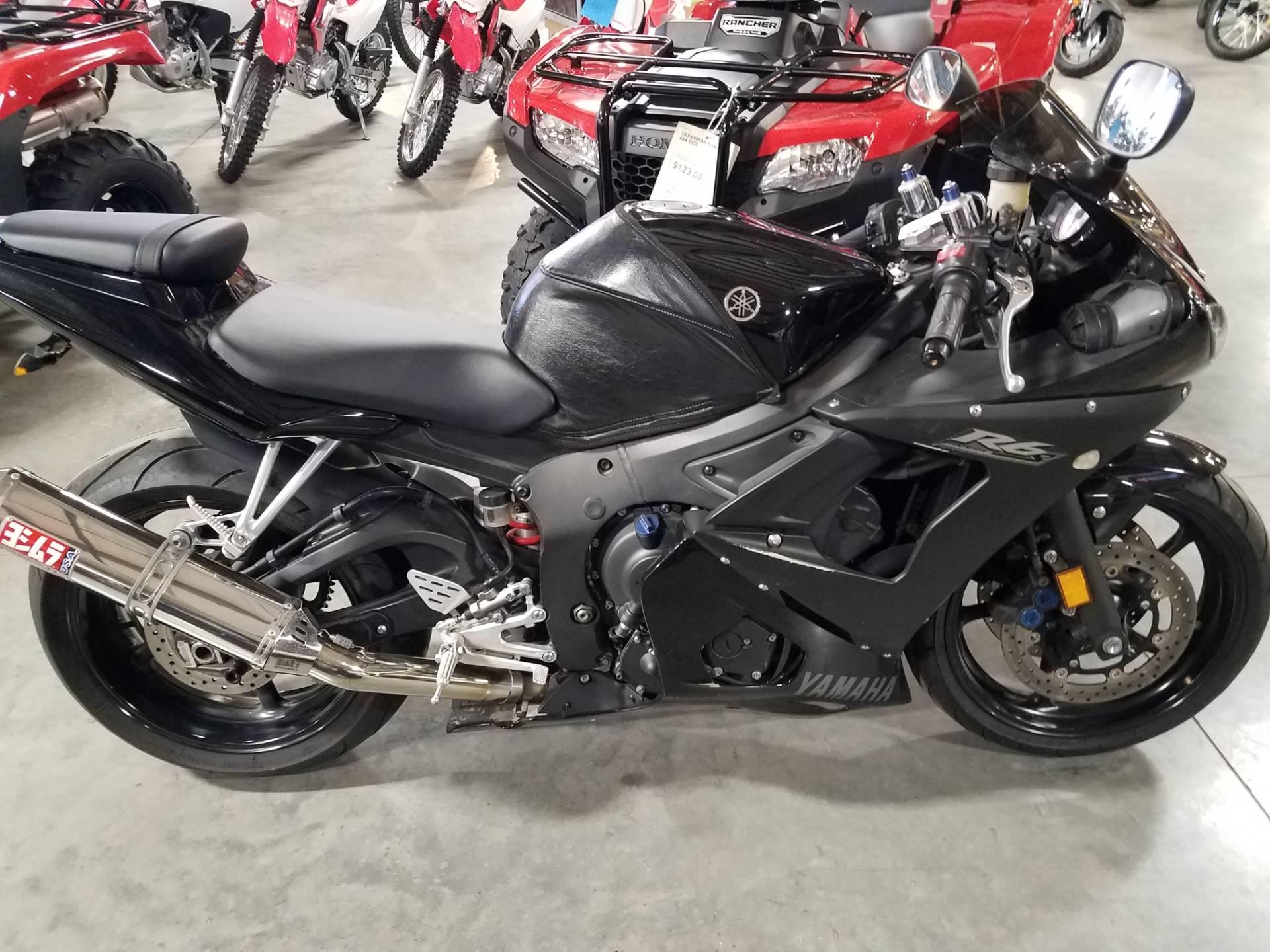 2008 Yamaha R6S for sale 94173