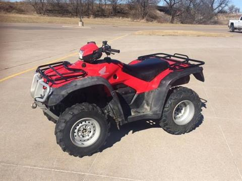 2009 Honda FourTrax® Foreman® 4x4 ES Power Steering in Davenport, Iowa