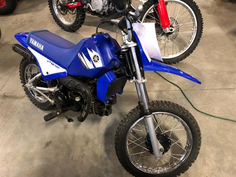 2006 Yamaha PW80 in Davenport, Iowa
