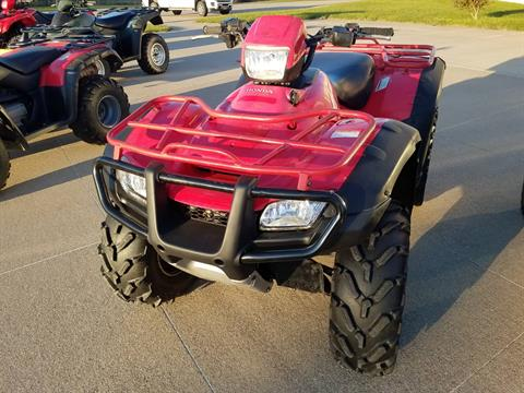 2007 Honda FourTrax® Foreman™ 4x4 in Davenport, Iowa