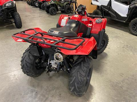 2013 Suzuki KingQuad® 500AXi Power Steering in Davenport, Iowa - Photo 3