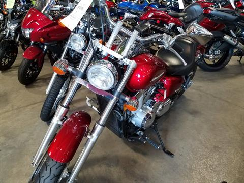 2009 Honda VT750C2 Shadow Spirit in Davenport, Iowa
