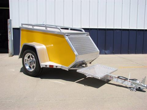 2010 ALUMA MCTXL Towable in Davenport, Iowa