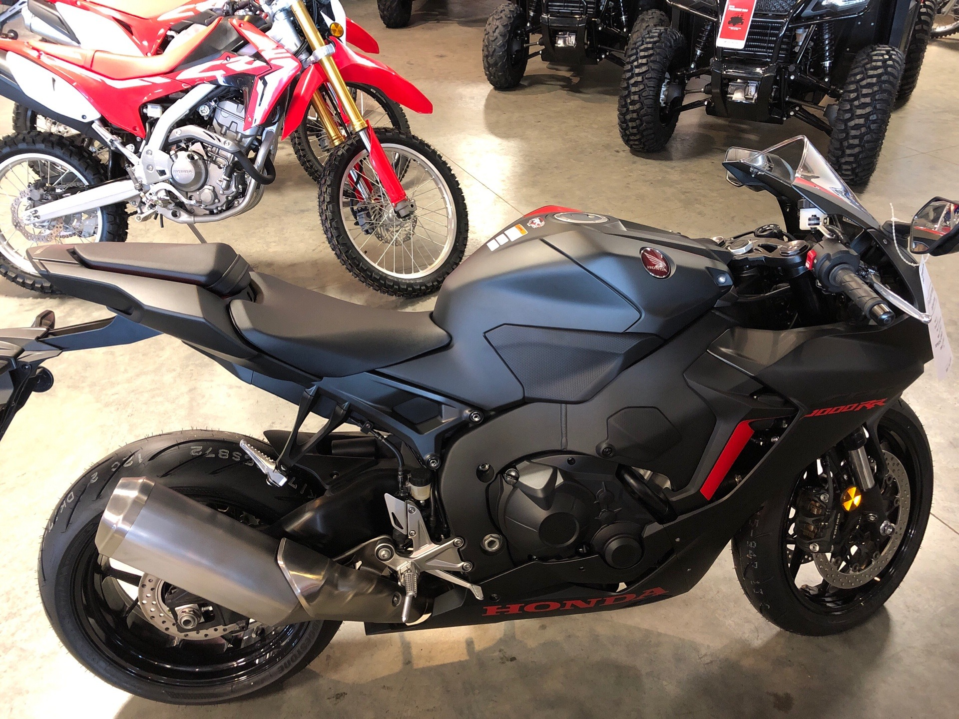 2017 Honda CBR1000RR ABS in Davenport, Iowa - Photo 2