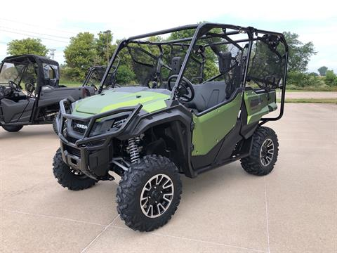 2020 Honda Pioneer 1000-5 LE in Davenport, Iowa - Photo 1