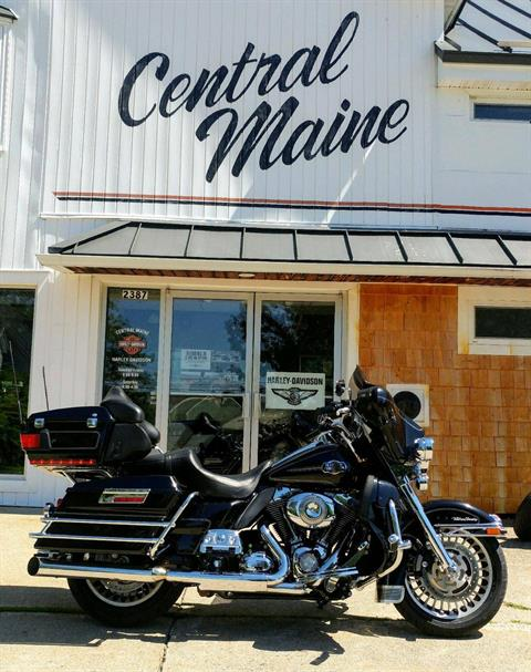 2009 Harley-Davidson Ultra in Hermon, Maine