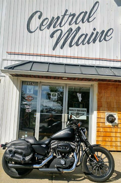 2013 Harley-Davidson Iron 883 in Hermon, Maine