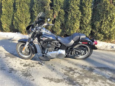 2014 Harley-Davidson Fat Boy® Lo in Hermon, Maine