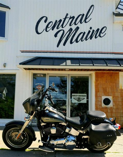 2009 Harley-Davidson Fat Boy in Hermon, Maine