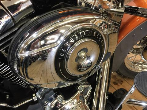 2015 Harley-Davidson Heritage Softail® Classic in Hermon, Maine