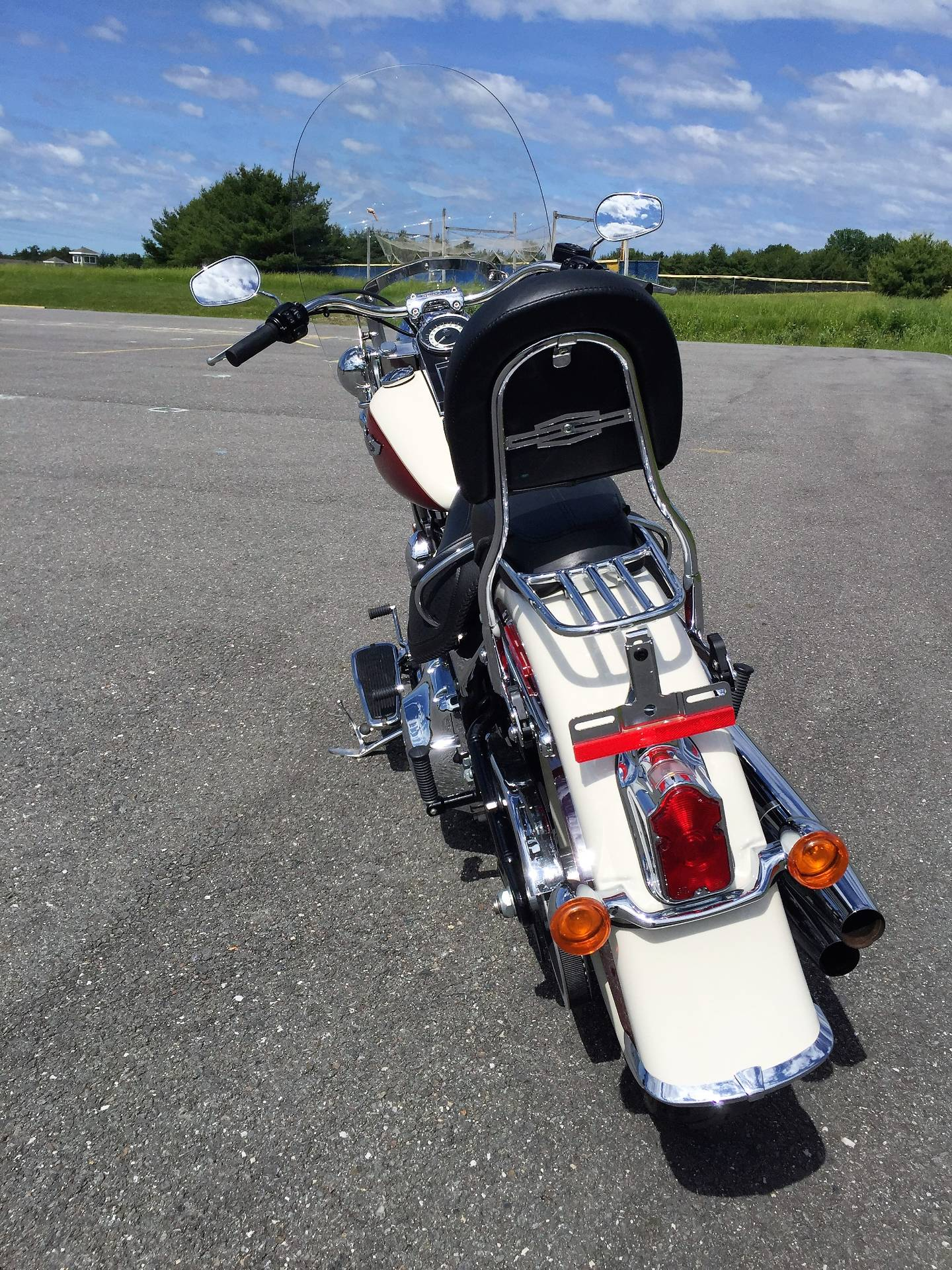 2013 Harley-Davidson Softail® Deluxe in Hermon, Maine