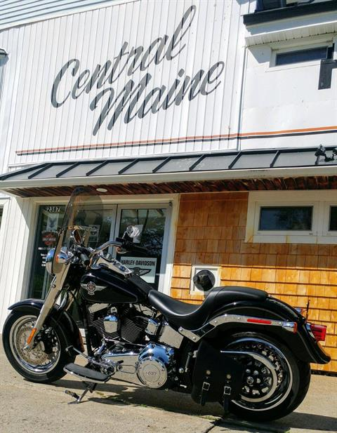 2016 Harley-Davidson Fat Boy in Hermon, Maine