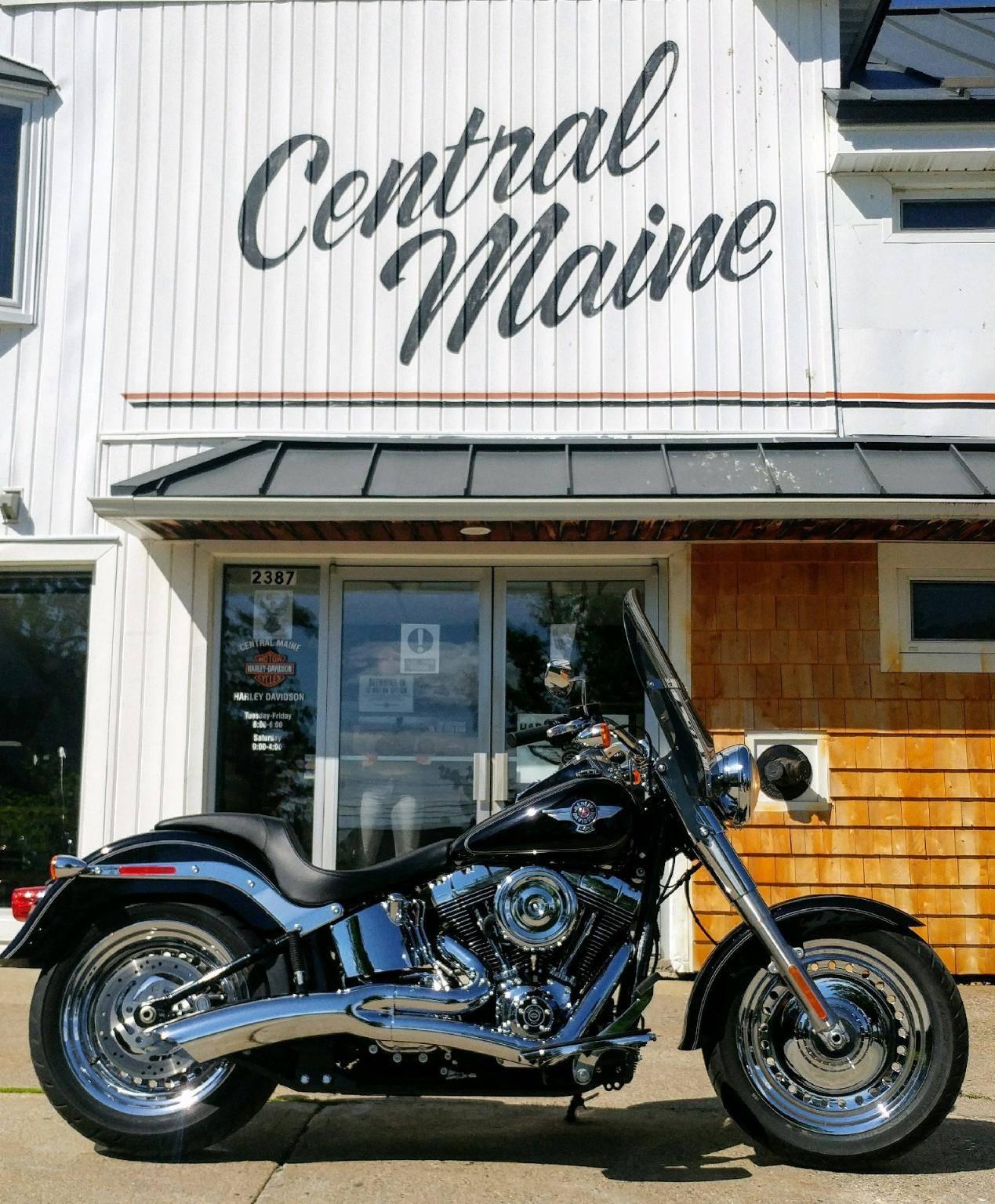 2016 Harley-Davidson Fat Boy 2