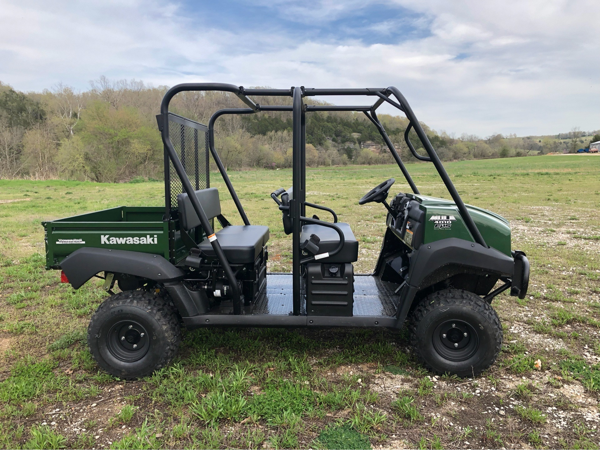 2019 Kawasaki Mule 4010 Trans4x4 in Harrison, Arkansas - Photo 2
