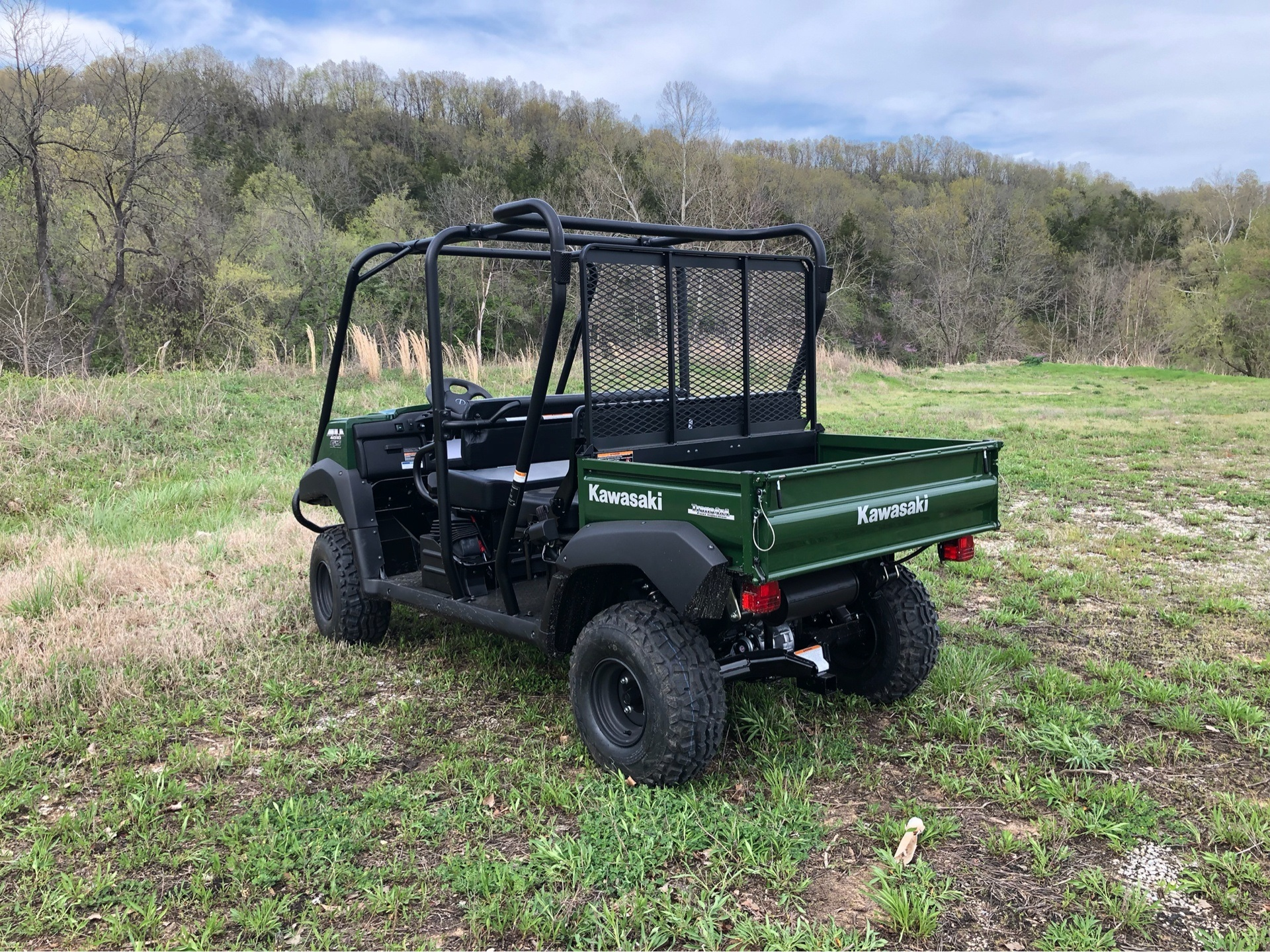 2019 Kawasaki Mule 4010 Trans4x4 in Harrison, Arkansas - Photo 6