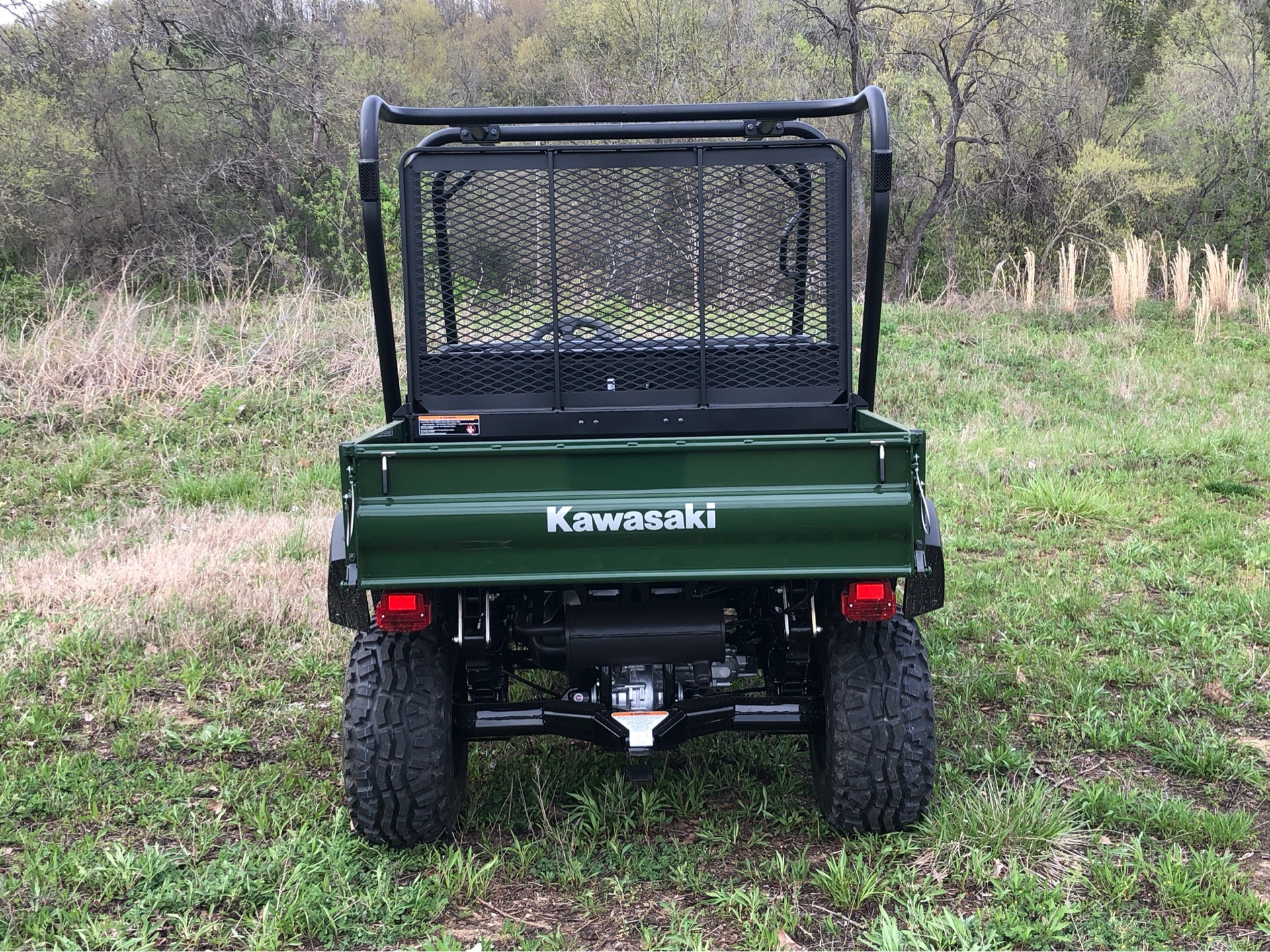 2019 Kawasaki Mule 4010 Trans4x4 in Harrison, Arkansas - Photo 4