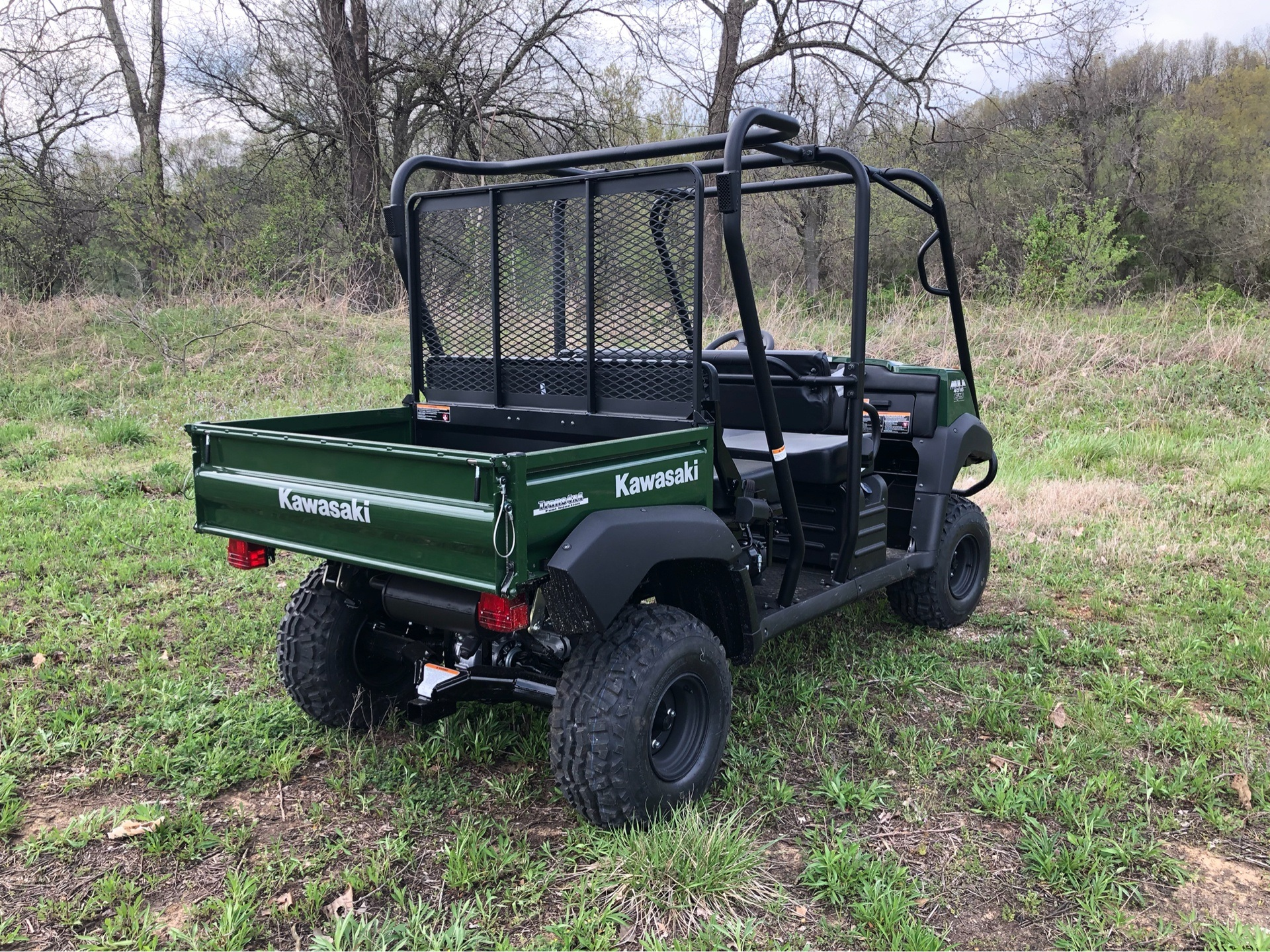 2019 Kawasaki Mule 4010 Trans4x4 in Harrison, Arkansas - Photo 3