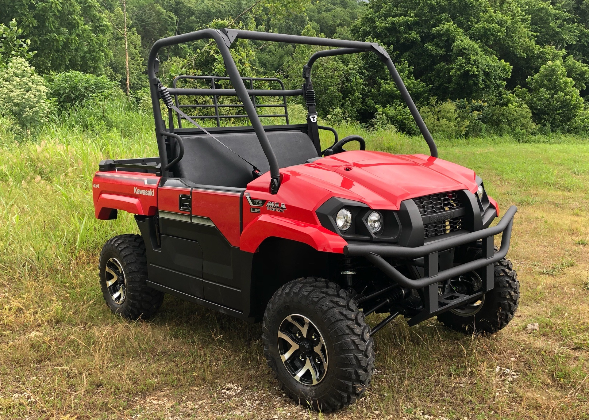 2019 Kawasaki Mule PRO-MX EPS LE in Harrison, Arkansas - Photo 8