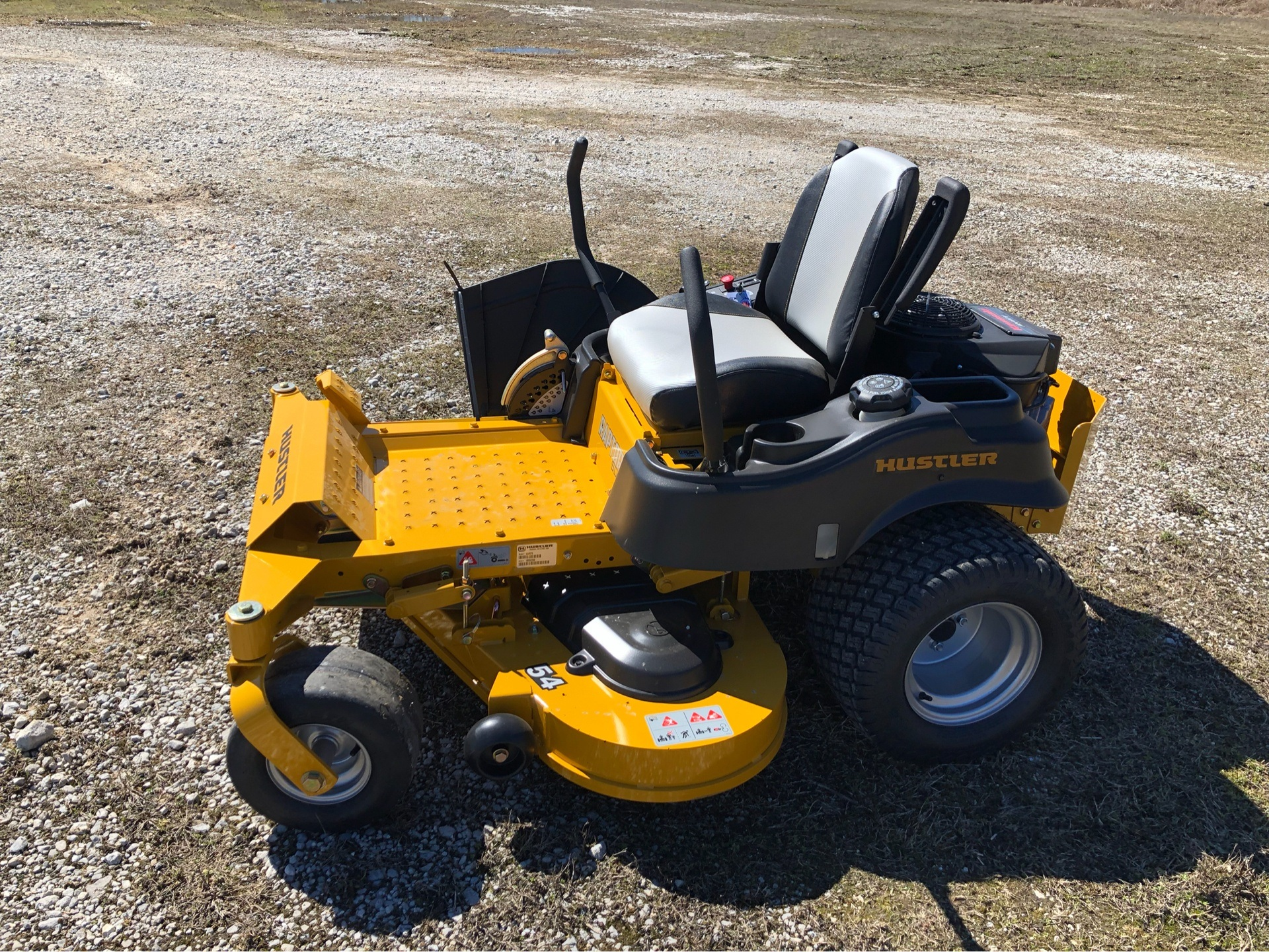 2019 Hustler Turf Equipment Raptor SD 54 in. Kawasaki 23 hp in Harrison, Arkansas - Photo 2