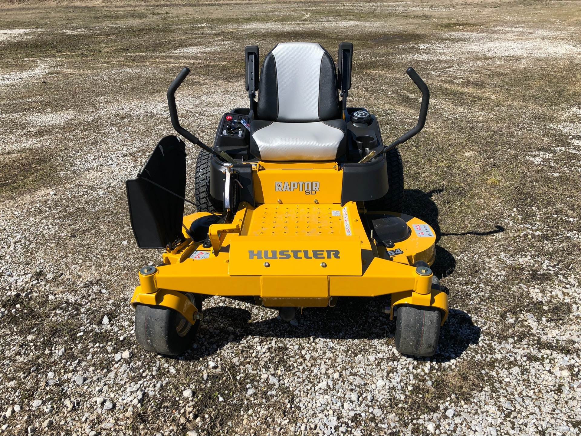 2019 Hustler Turf Equipment Raptor SD 54 in. Kawasaki 23 hp in Harrison, Arkansas - Photo 4