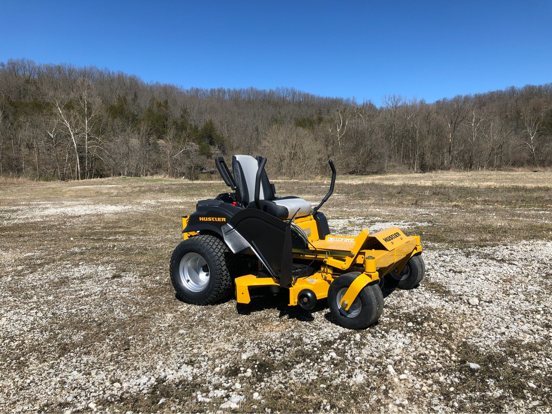 2019 Hustler Turf Equipment Raptor SD 54 in. Kawasaki 23 hp in Harrison, Arkansas - Photo 1