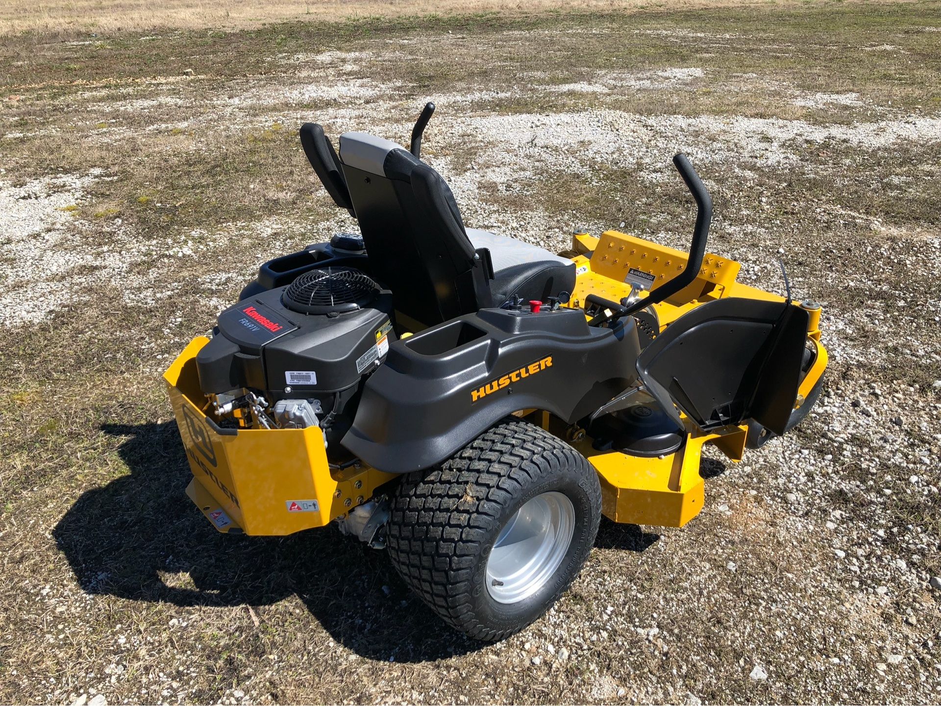 2019 Hustler Turf Equipment Raptor SD 54 in. Kawasaki 23 hp in Harrison, Arkansas - Photo 6