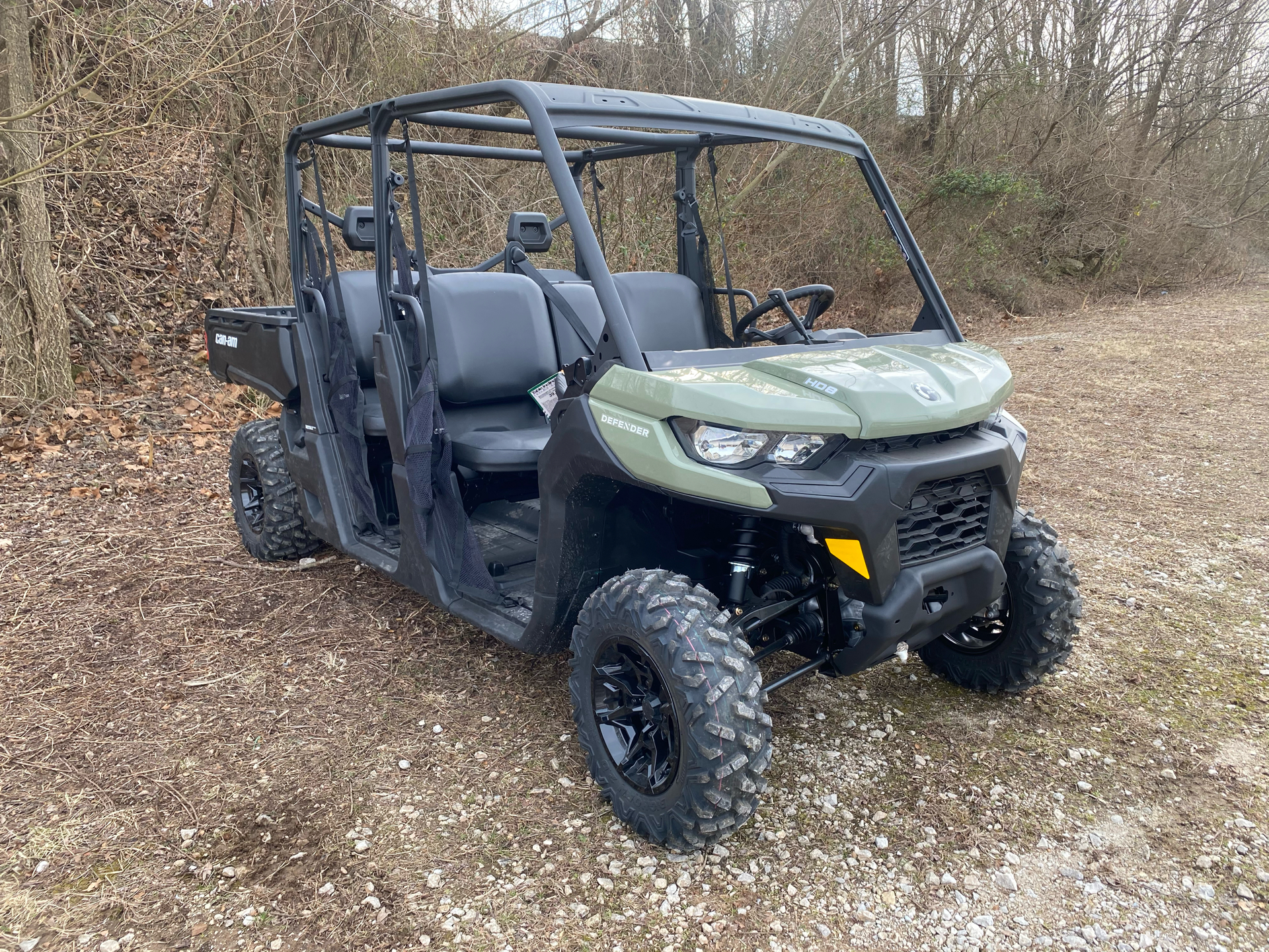 2021 Can-Am Defender MAX DPS HD8 in Harrison, Arkansas - Photo 1