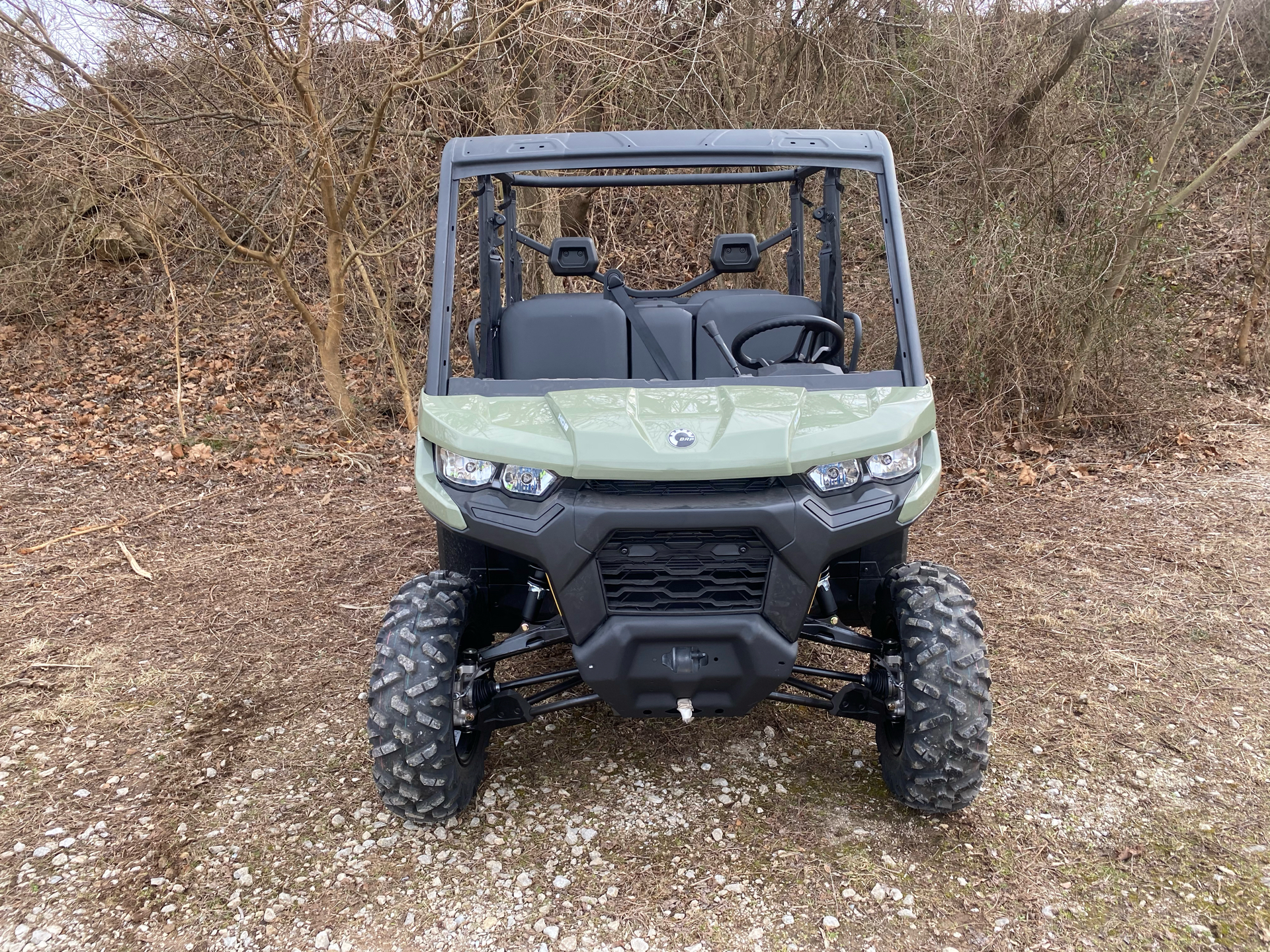 2021 Can-Am Defender MAX DPS HD8 in Harrison, Arkansas - Photo 3