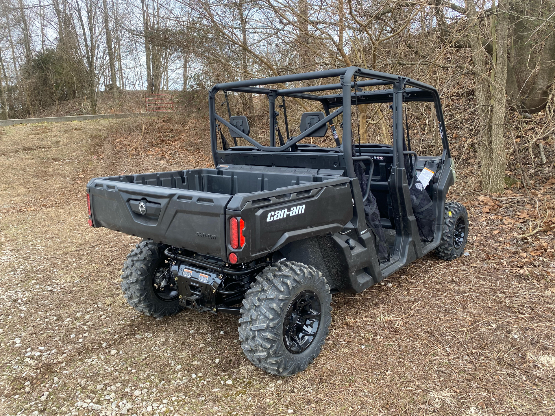 2021 Can-Am Defender MAX DPS HD8 in Harrison, Arkansas - Photo 5
