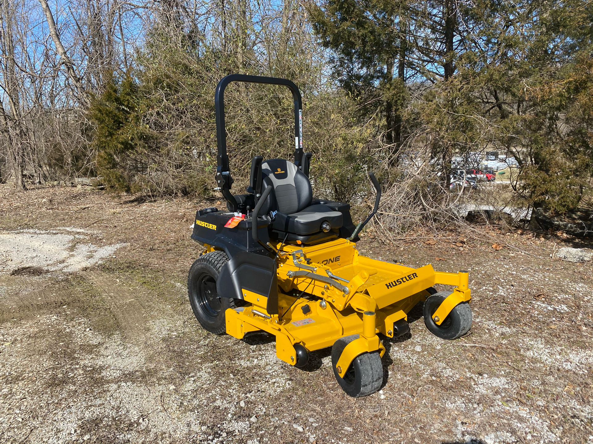 2021 Hustler Turf Equipment X-ONE 60 in. Kawasaki 27 hp in Harrison, Arkansas - Photo 1