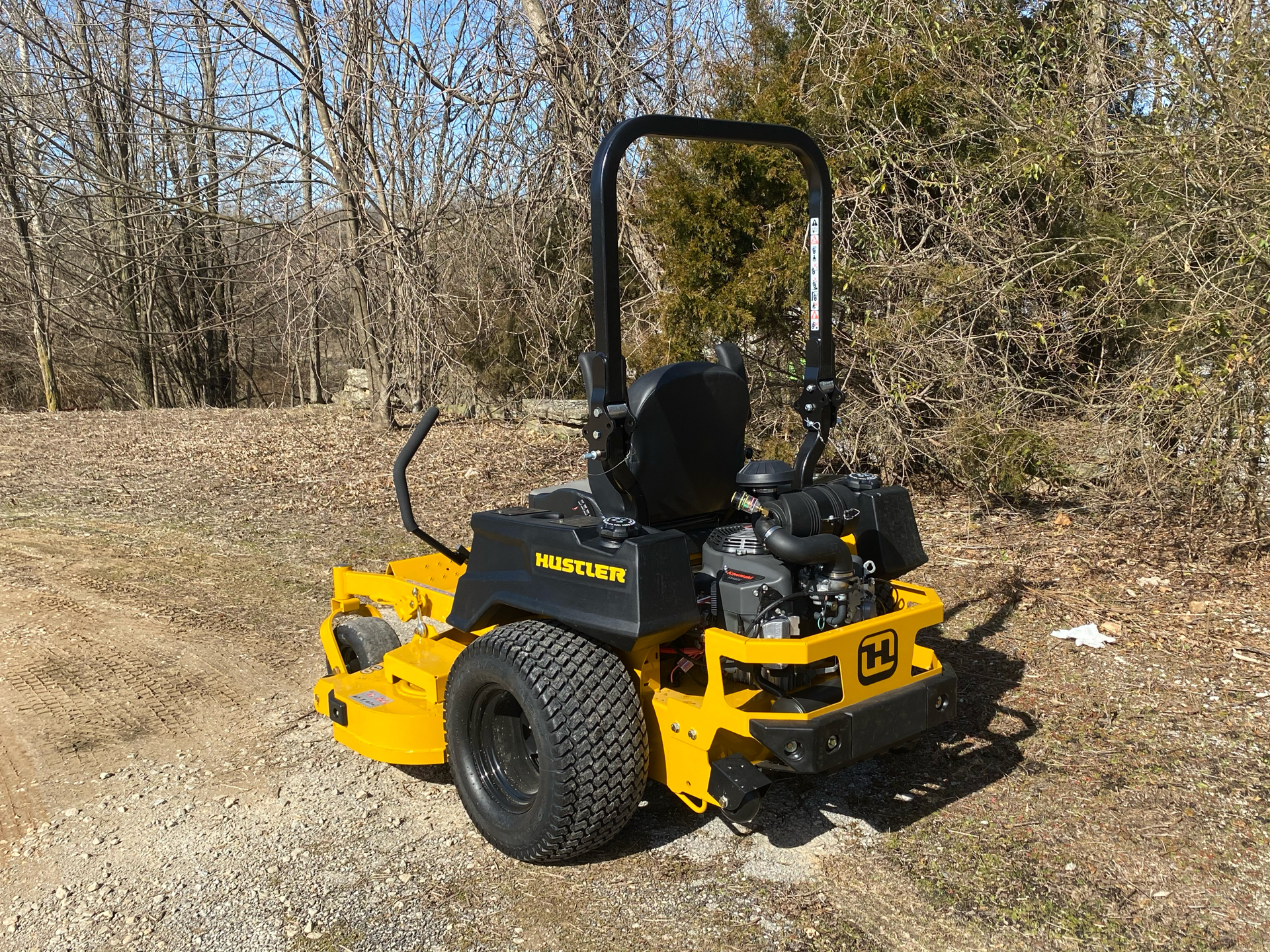 2021 Hustler Turf Equipment X-ONE 60 in. Kawasaki 27 hp in Harrison, Arkansas - Photo 5