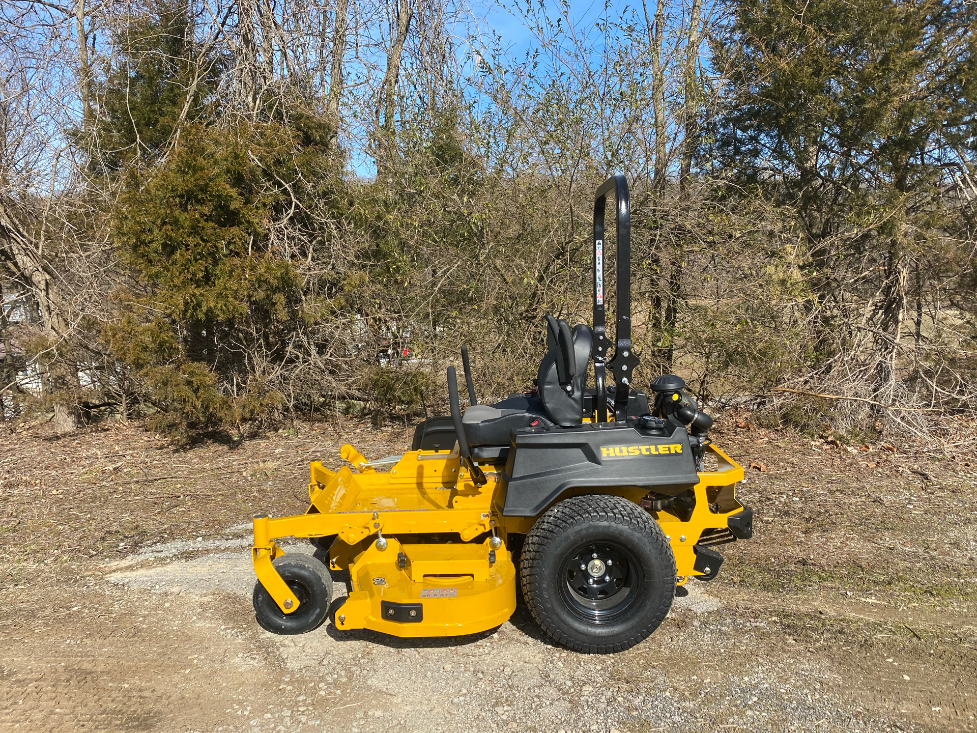 2021 Hustler Turf Equipment X-ONE 60 in. Kawasaki 27 hp in Harrison, Arkansas - Photo 6