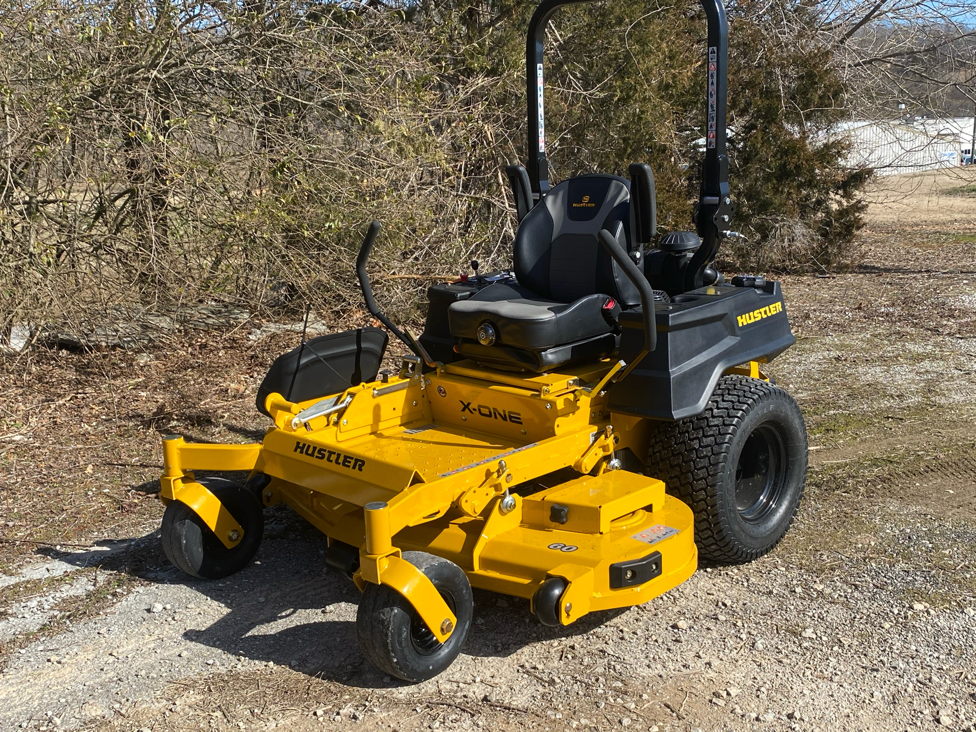 2021 Hustler Turf Equipment X-ONE 60 in. Kawasaki 27 hp in Harrison, Arkansas - Photo 7