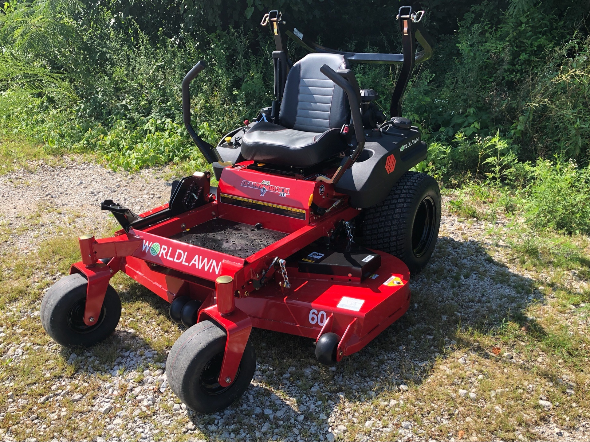 2019 World Lawn DIAMONDBACK XE 60 in Harrison, Arkansas - Photo 3