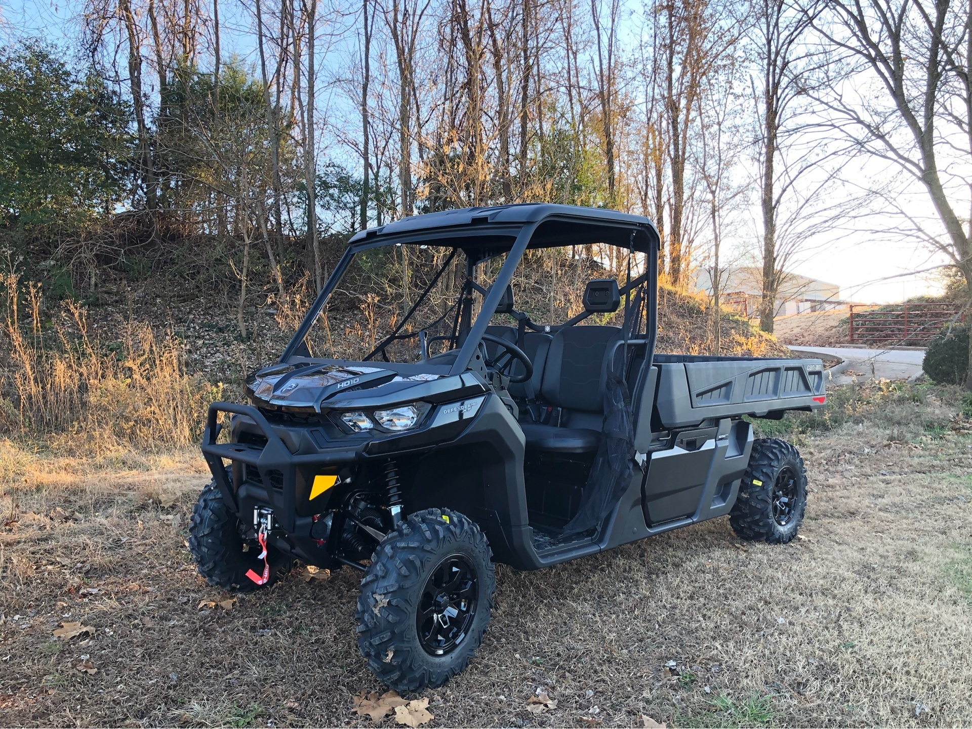 2020 Can-Am Defender Pro XT HD10 in Harrison, Arkansas - Photo 2