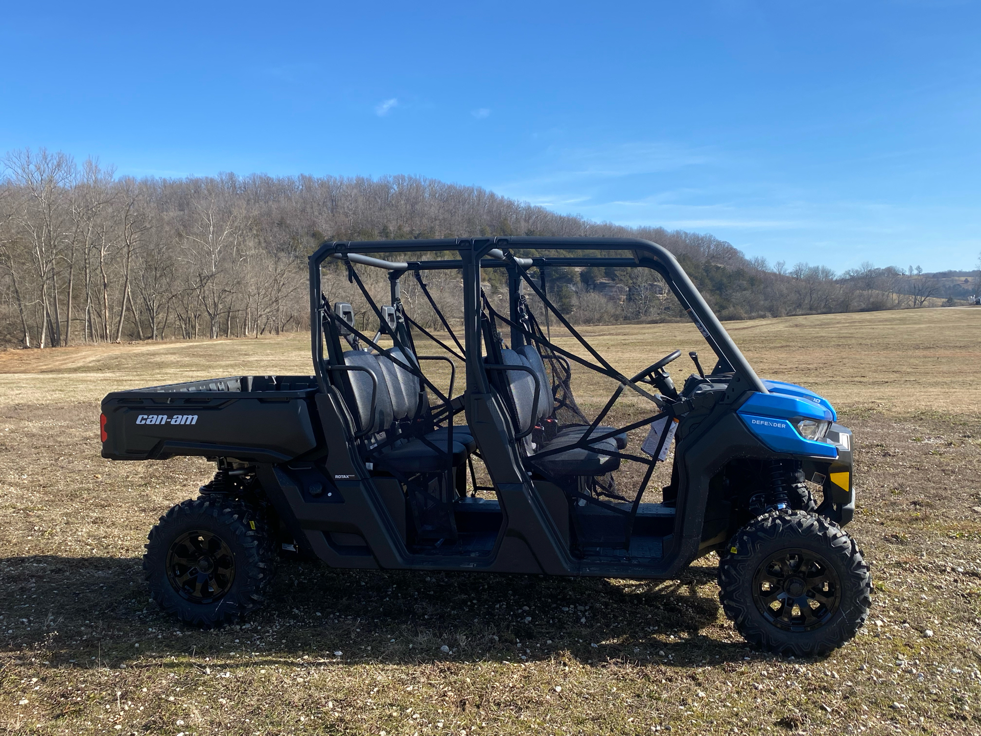 2021 Can-Am Defender MAX DPS HD10 in Harrison, Arkansas - Photo 2