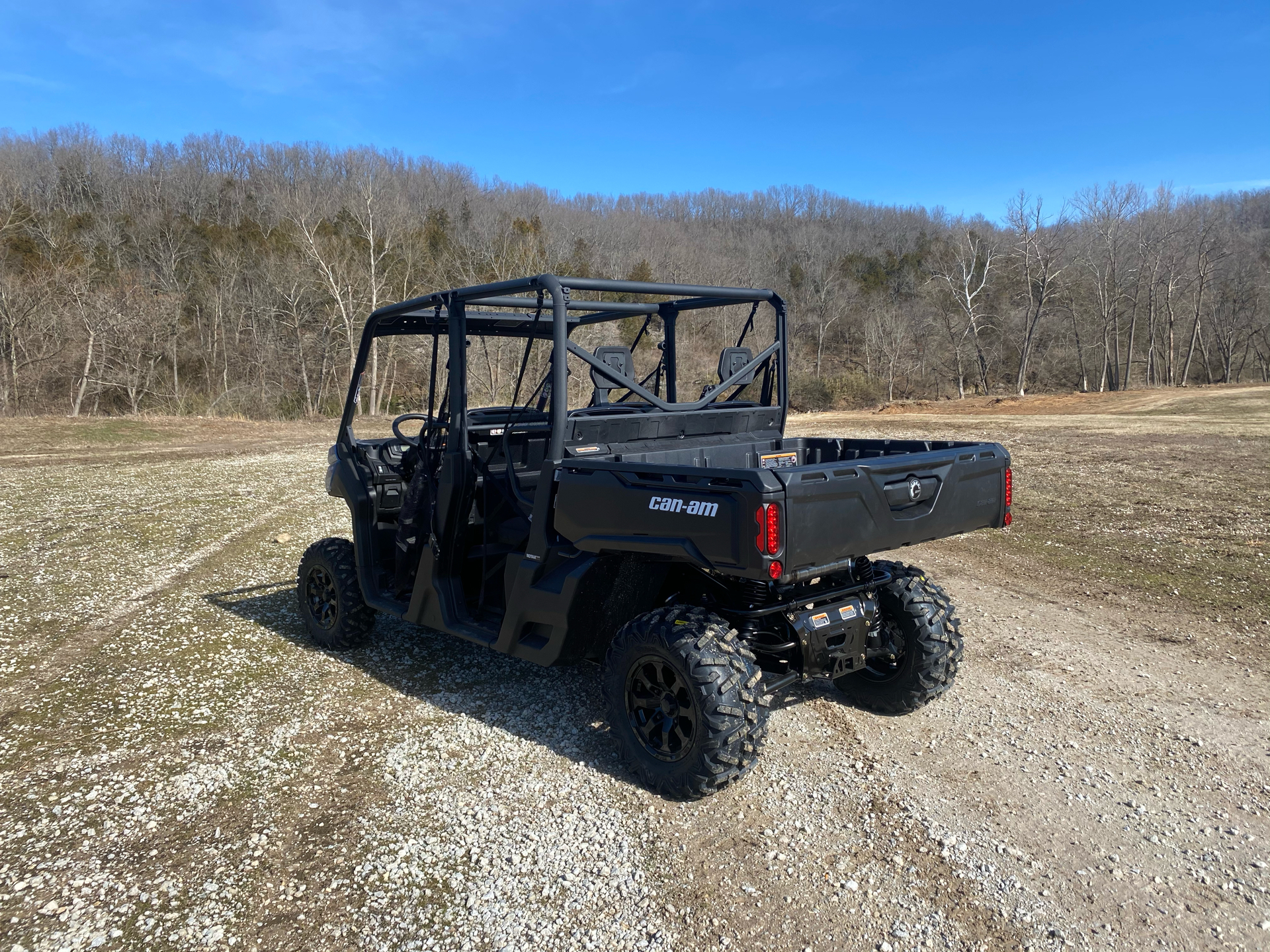 2021 Can-Am Defender MAX DPS HD10 in Harrison, Arkansas - Photo 4