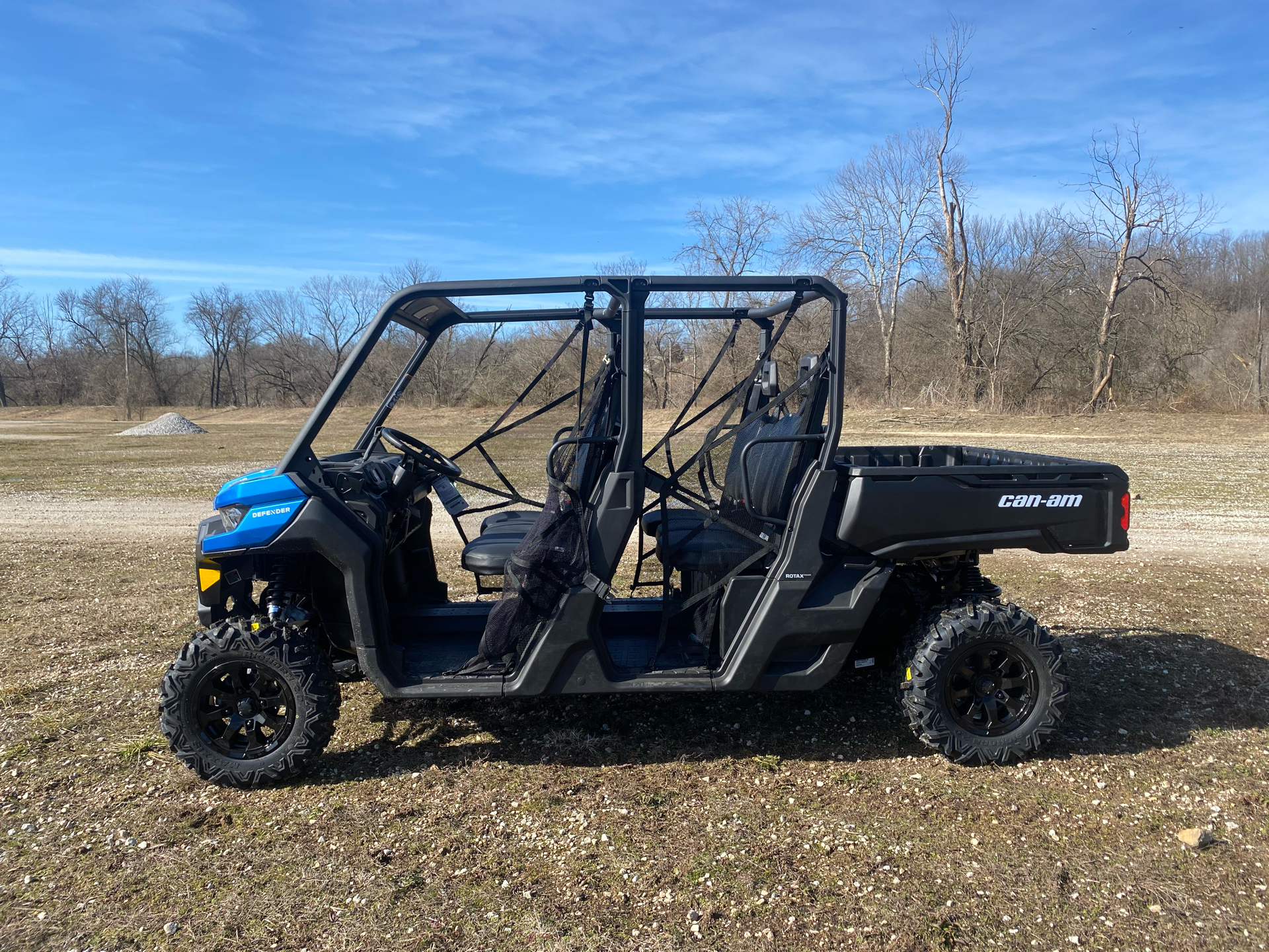2021 Can-Am Defender MAX DPS HD10 in Harrison, Arkansas - Photo 8