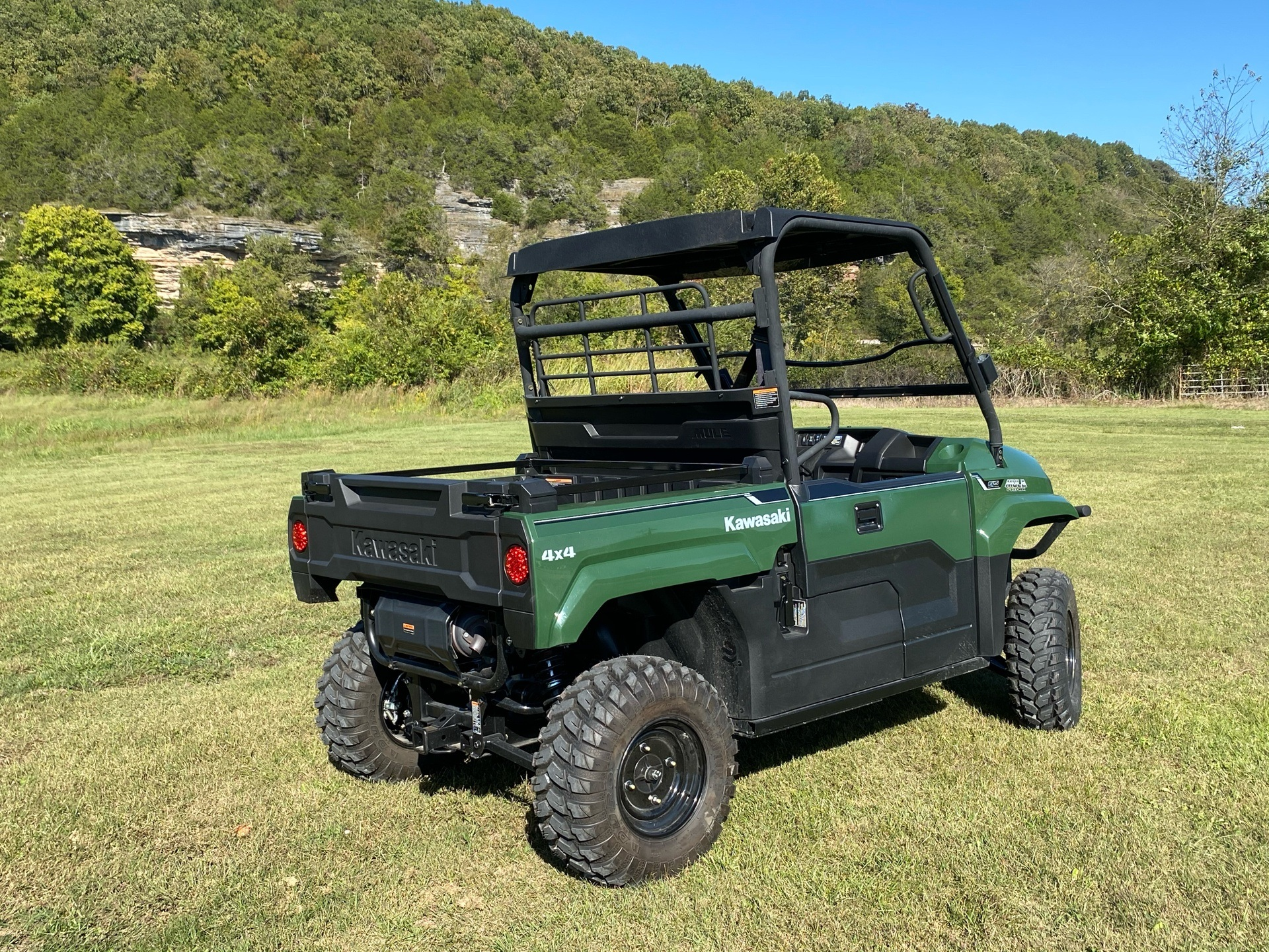 2020 Kawasaki Mule PRO-MX EPS in Harrison, Arkansas - Photo 5