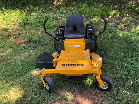 "2019 Hustler Turf Equipment Raptor 42"" in Harrison, Arkansas - Photo 2"