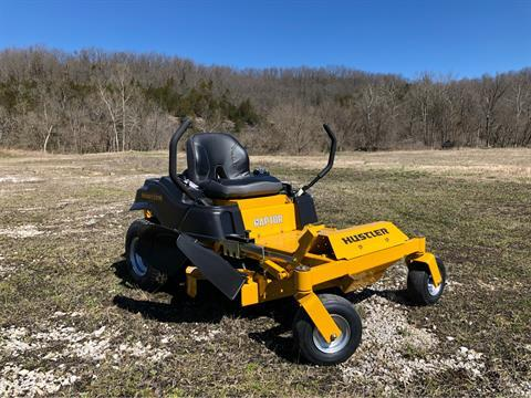 2019 Hustler Turf Equipment Raptor 42 in. Kawasaki FR600 in Harrison, Arkansas
