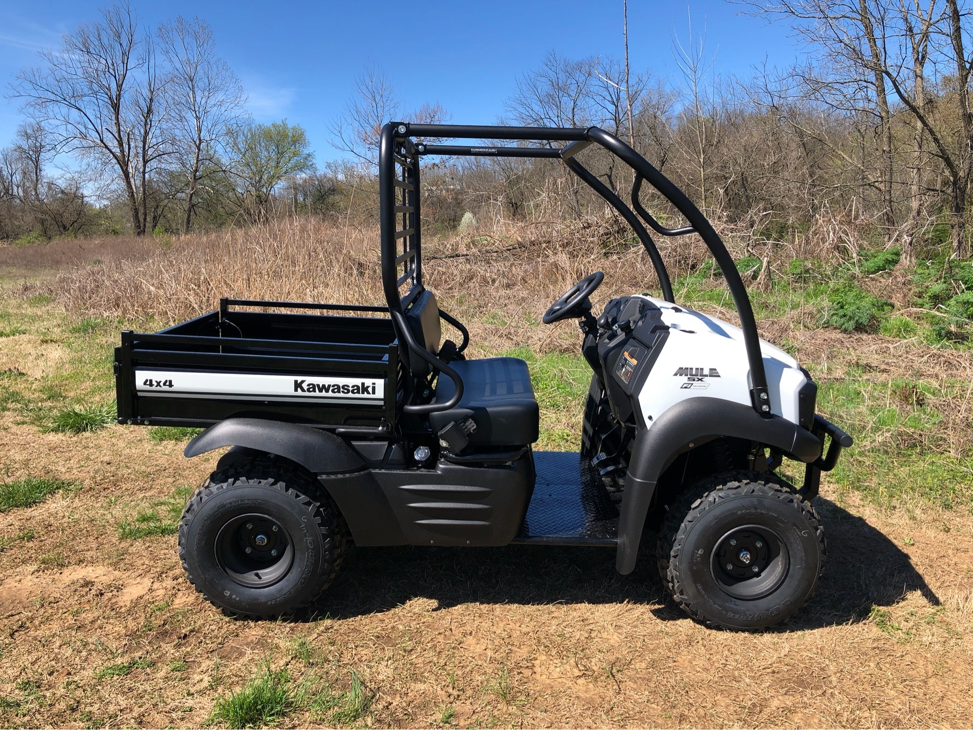 2020 Kawasaki Mule SX 4x4 SE FI in Harrison, Arkansas - Photo 2