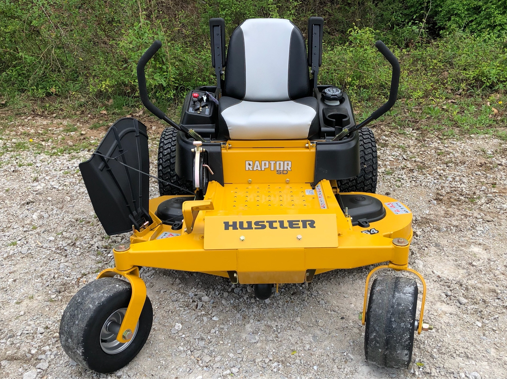 2020 Hustler Turf Equipment Raptor SD 54 in. Kawasaki 23 hp in Harrison, Arkansas - Photo 8
