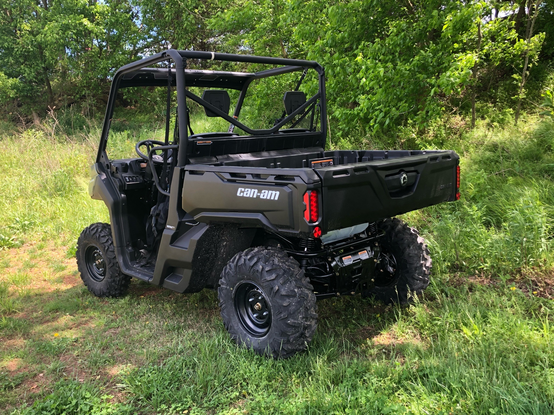 2020 Can-Am Defender HD8 in Harrison, Arkansas - Photo 7