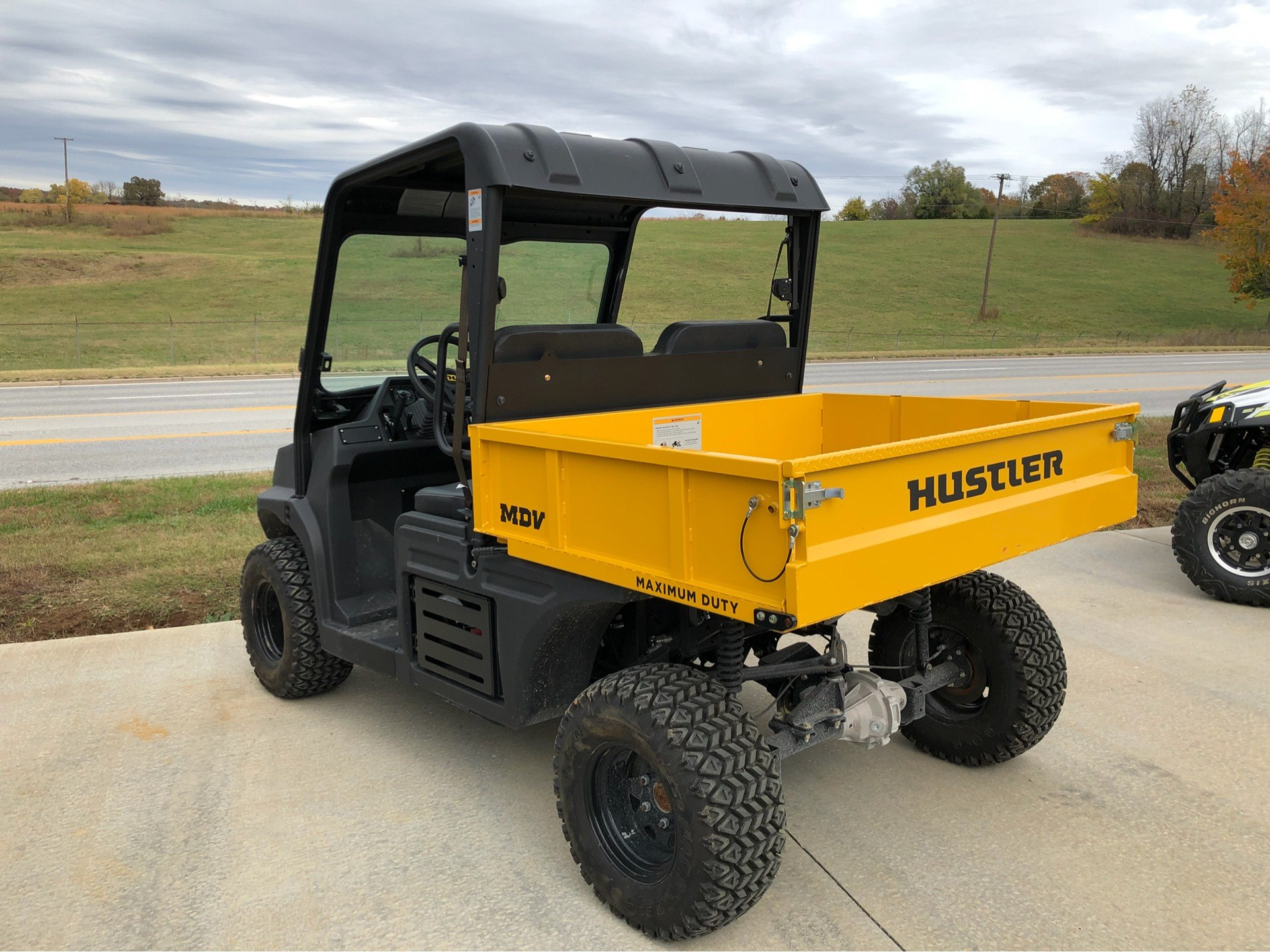 2019 Hustler Turf Equipment MDV in Harrison, Arkansas - Photo 7