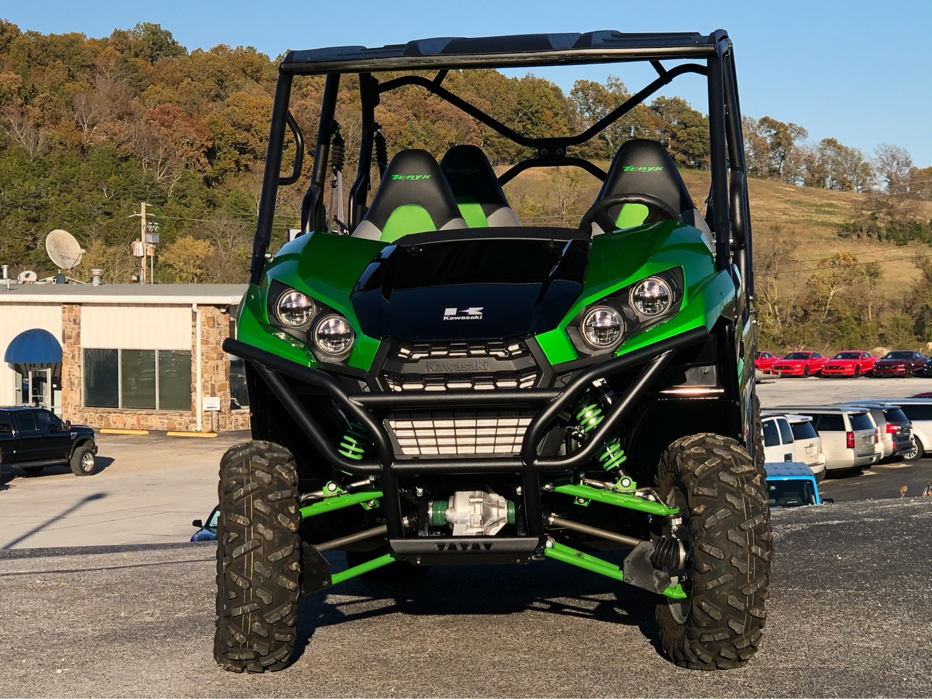 2020 Kawasaki Teryx4 LE in Harrison, Arkansas - Photo 4