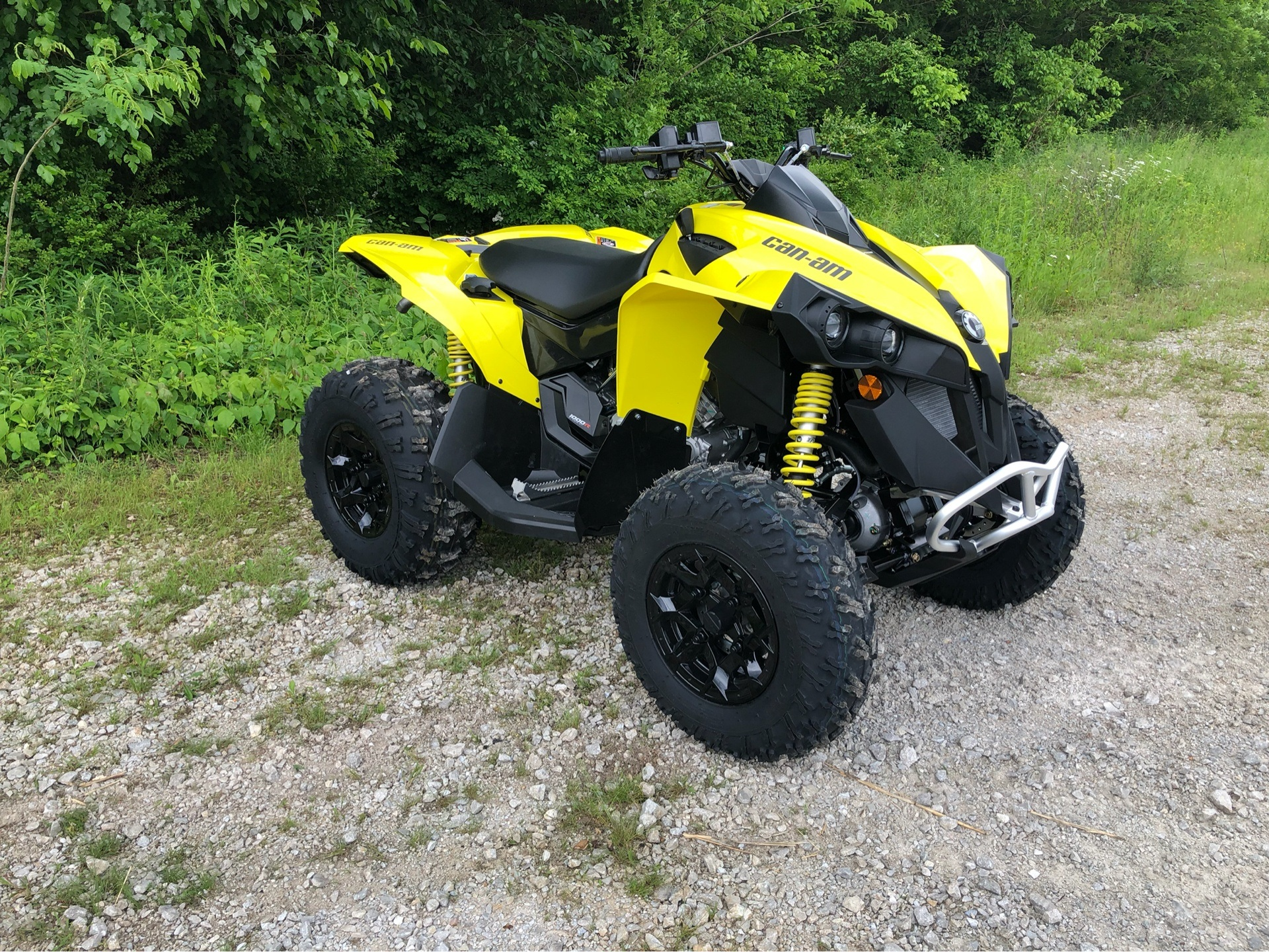 2019 Can-Am Renegade 1000R in Harrison, Arkansas - Photo 1