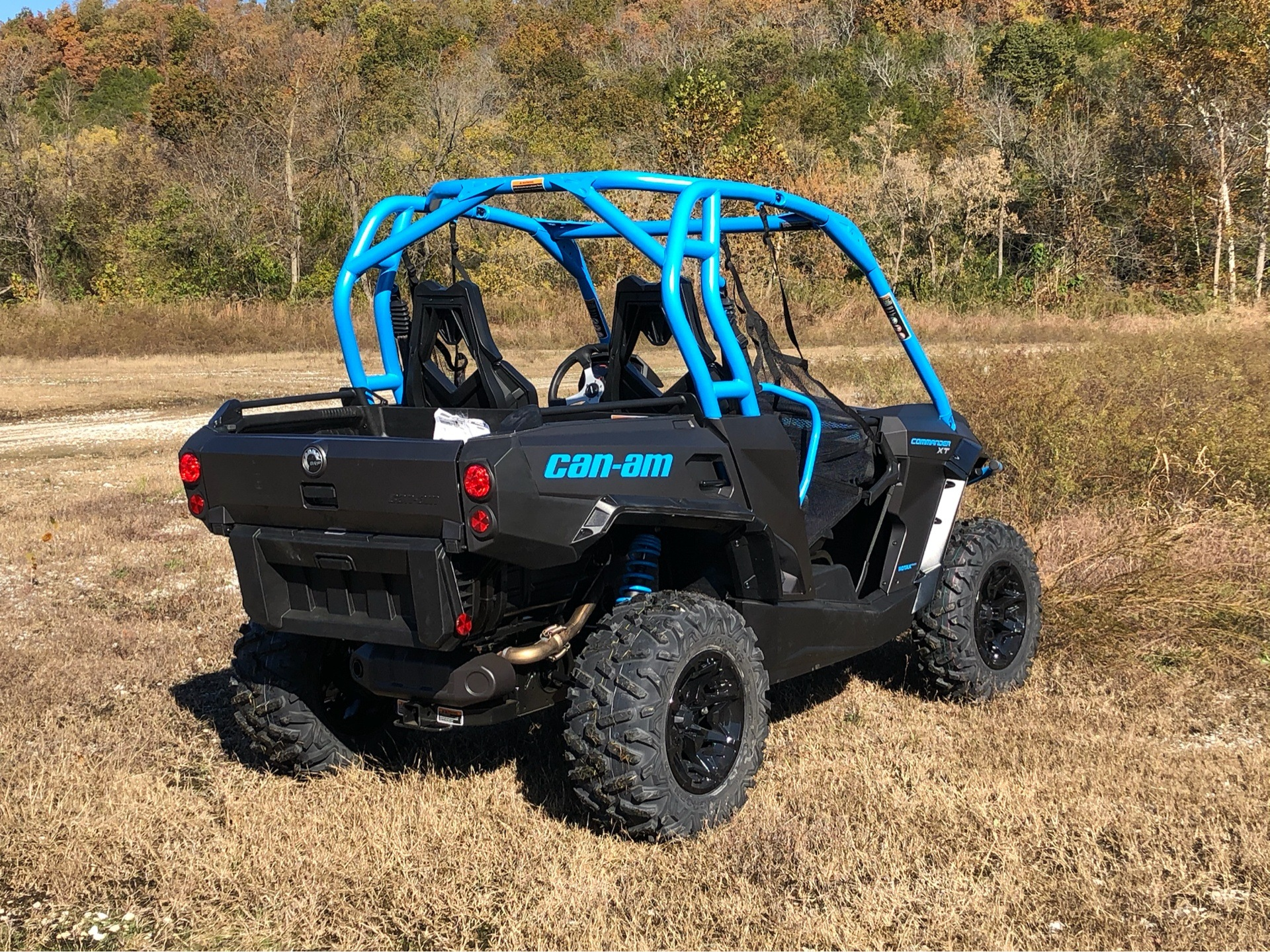 2020 Can-Am Commander XT 800R in Harrison, Arkansas - Photo 2