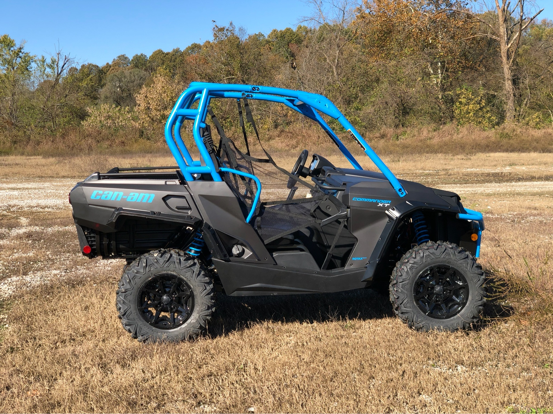 2020 Can-Am Commander XT 800R in Harrison, Arkansas - Photo 3