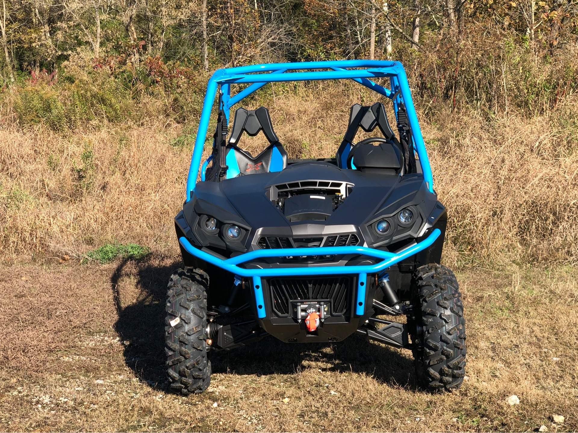 2020 Can-Am Commander XT 800R in Harrison, Arkansas - Photo 7